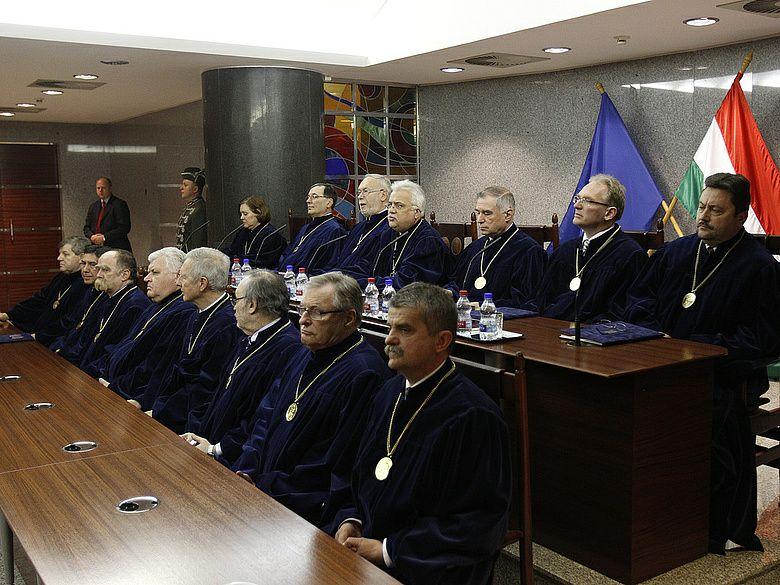 Alkotmánybíróság
